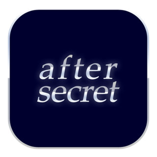 aftersecret(アフターシークレット)アプリのアイコン