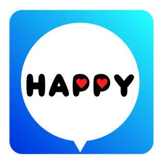 HAPPY(ハッピー)アプリのアイコン