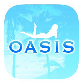 オアシス(OASIS)アプリのアイコン