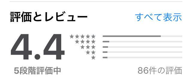オーシャン(OCEAN)アプリの口コミ評判
