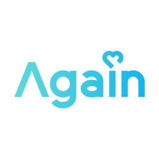 Again(アゲイン)アプリのアイコン