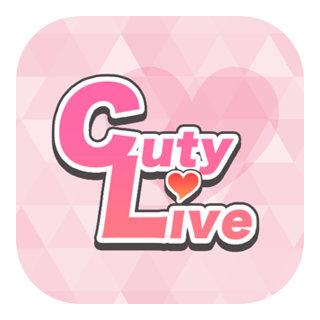 CutyLive(キューティーライブ)アプリのアイコン