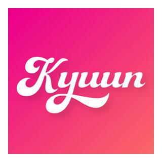 Kyuun(キューン)アプリのアイコン