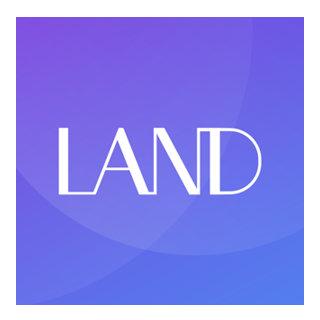 LAND(ランド)アプリのアイコン