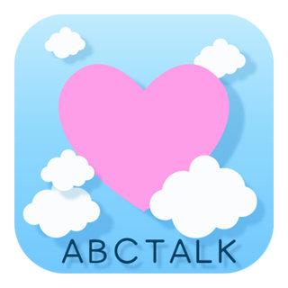ABCTALKのアプリアイコン