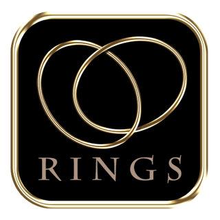 RINGS(リングス)アプリのアイコン