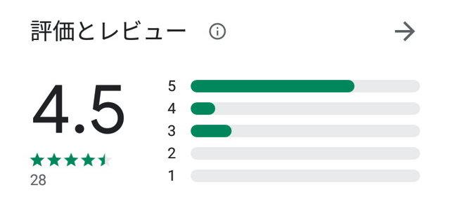 ご近所メイトのアプリ口コミ・評判