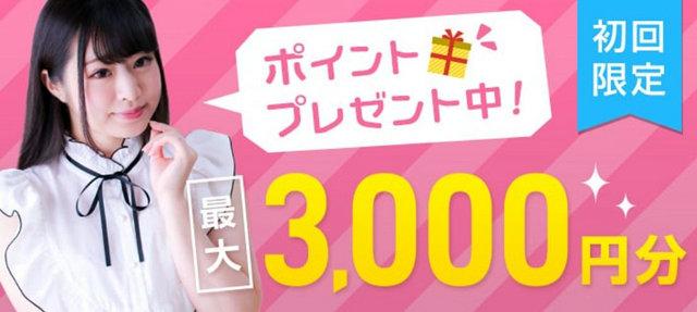VI-VO(ビーボ)は初回限定3000ポイントプレゼント中